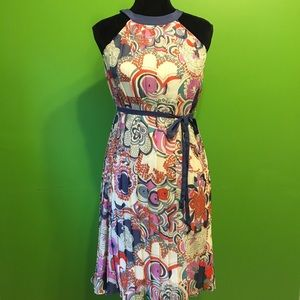 Pleated Floral Dress Liberty of London for Target